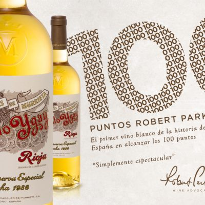 AN EXCLUSIVE WINE WITH 100 PARKER POINTS!