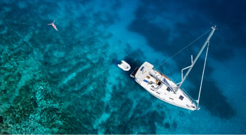 LUXURY YACHTS WITH LANZALUX